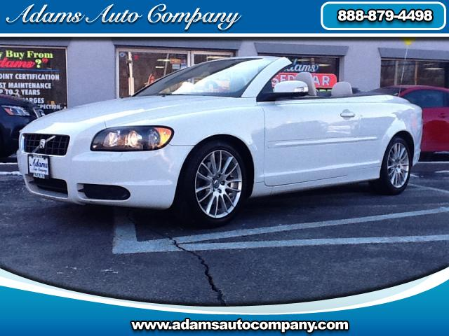 2008 Volvo C70 A drop top when you want it and A hard top when you need itPlain and simple VO