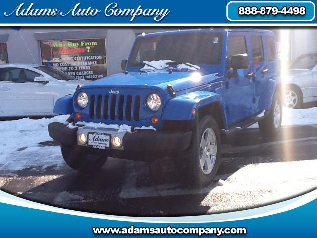 2011 Jeep Wrangler Visit Adams Auto Company online at wwwadamsautocompanycom to see more pictures