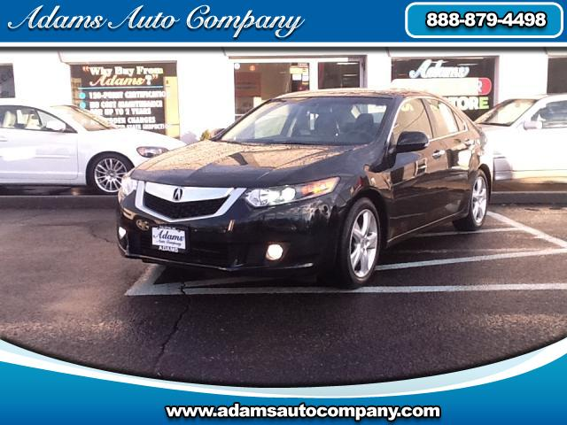 2010 Acura TSX Visit Adams Auto Company online at wwwadamsautocompanycom to see more pictures of t