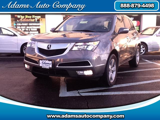 2011 Acura MDX Visit Adams Auto Company online at wwwadamsautocompanycom to see more pictures of t