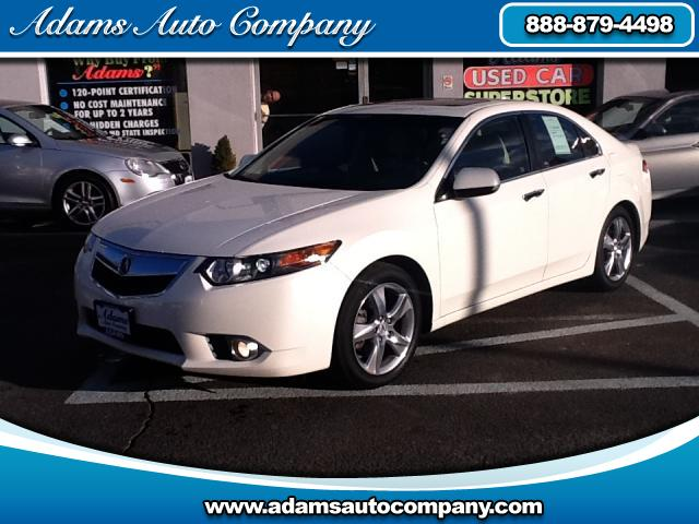 2011 Acura TSX Visit Adams Auto Company online at wwwadamsautocompanycom to see more pictures of t