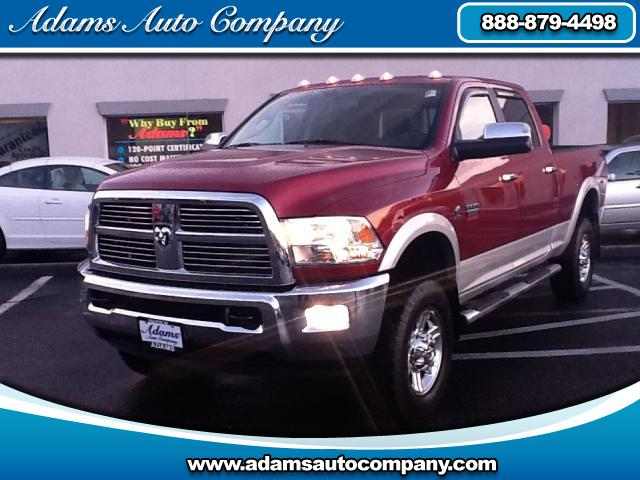 2012 RAM 2500 Want a truck thats ALL THE TRUCK YOULL EVER NEED This has it allStill under