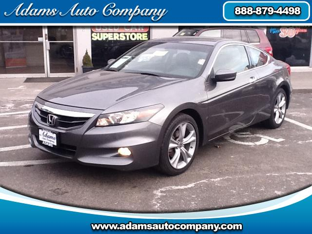 2011 Honda Accord This vehicle is another example of the Adams Auto Company commitment to stock vehi