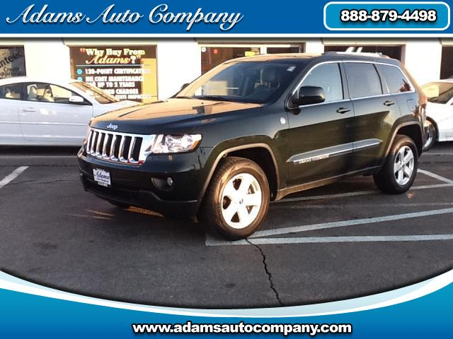 2011 Jeep Grand Cherokee This vehicle is another example of the Adams Auto Company commitment to sto