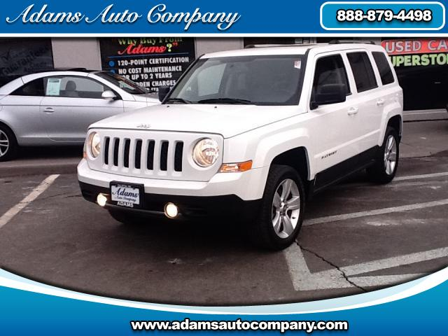 2012 Jeep Patriot A VERY CLEAN JEEP AWAITS TO FILL YOUR ADVENTURE NEEDS Trust us you wont be disa