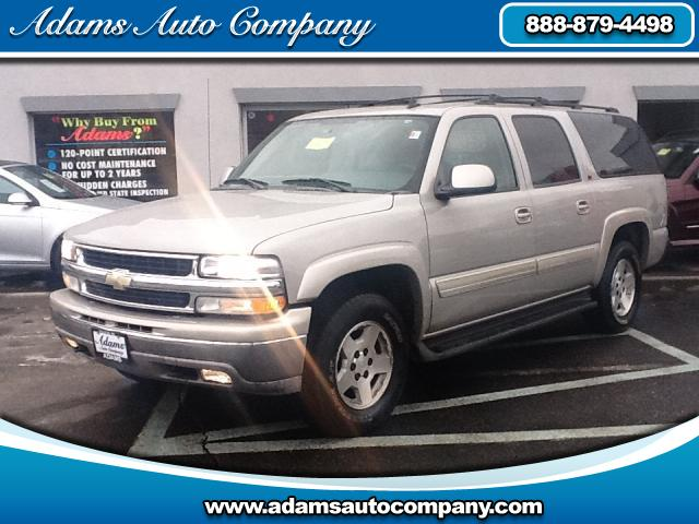 2006 Chevrolet Suburban GREAT CONDITION READY TO ROLL Visit Adams Auto Company online at wwwad