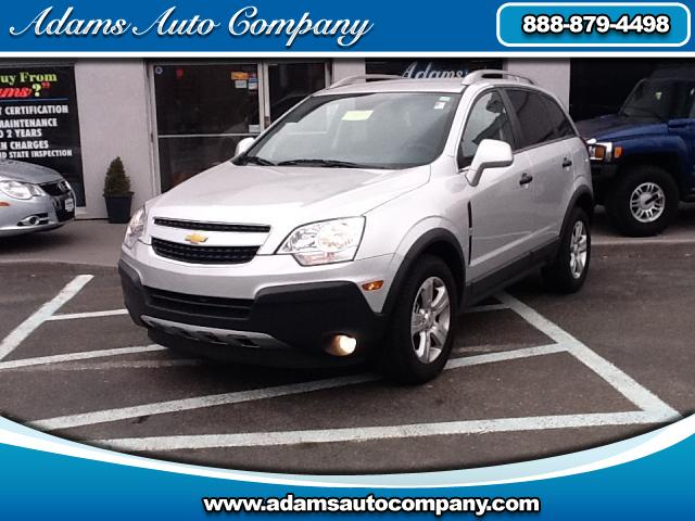 2014 Chevrolet Captiva Sport This is the best bang for your buck if you want a new or like new SUV a