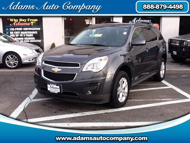 2011 Chevrolet Equinox Certified with 120 point inspectionReady for the BONUS 1yrs MAINTENAN