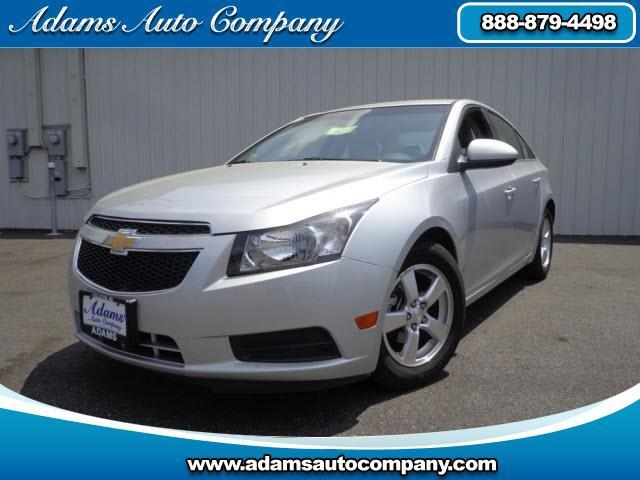 2012 Chevrolet Cruze CLEAN CAR JUST IN This vehicle is another example of the Adams Auto Com