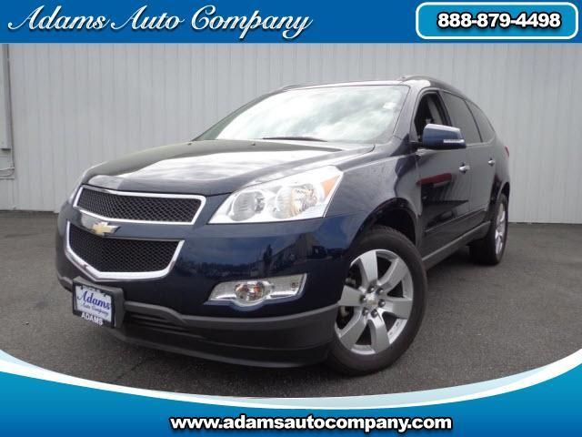 2012 Chevrolet Traverse ALL WHEEL DRIVE AND LOW MILES ASK ABOUT THE ADAMS GM CERTIFIED ADVANTAGE -