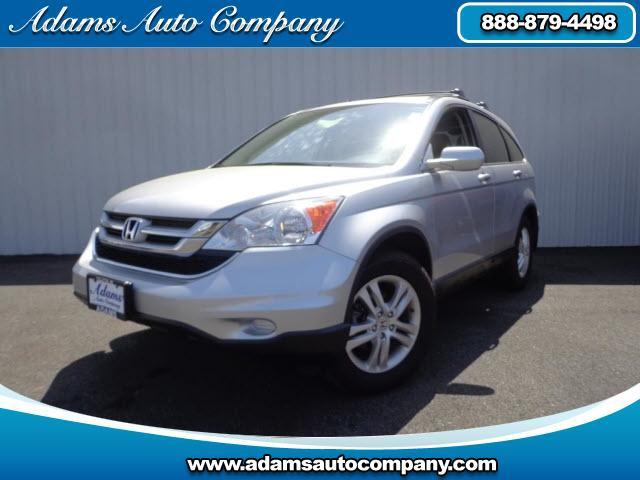 2011 Honda CR-V 4X4 GREAT GAS MILEAGE LOADED NAVIGATION POWER ROOF HEATED LEATHER THIS ONE HAS IT AL