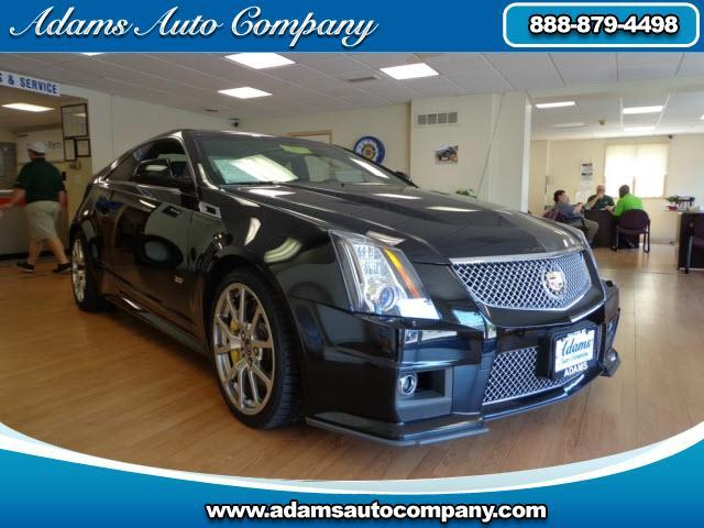 2011 Cadillac CTS-V CTS-V WITH ALL OPTIIONSNAVIGATION SYSTEM BACKUP CAMERA BLUETOOTH HEATED FRON