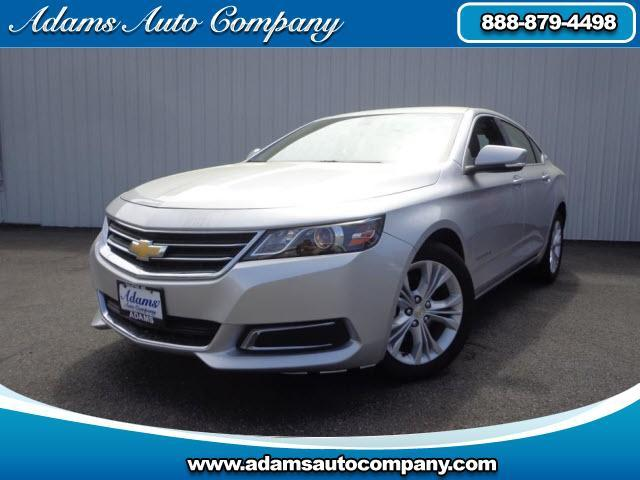 2014 Chevrolet Impala WHAT AN AUTOMOBILE SAVE SAVE SAVE LOW MILES PERFECT 100KMILE