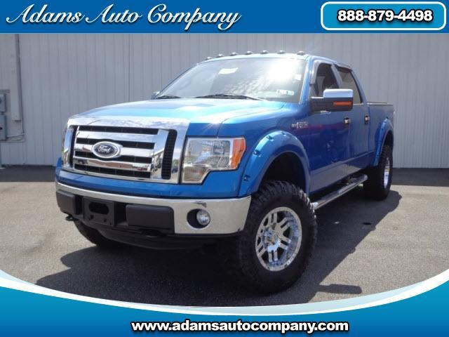 2011 Ford F-150 CHECK IT OUT GREAT COLORGREAT WHEELS LIFT DONE JUST RIGHTPOWER FROM ONE