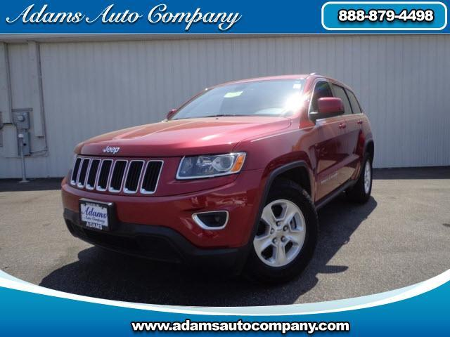 2014 Jeep Grand Cherokee 2014 GRAND CHEROKEE LAREDO 4X4 POWER EQUIPPED AND READY FOR A NEW HOME