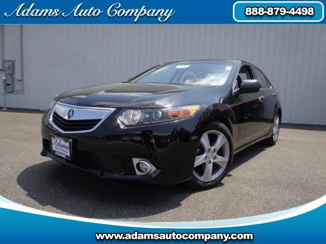 2011 Acura TSX SUNROOF AUTO TRANS AND LOADED UP CLEAN LOW MILEAGE TSX ALL PR