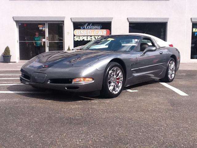2004 Chevrolet Corvette This vehicle is another example of the Adams Auto Company commitment to stoc