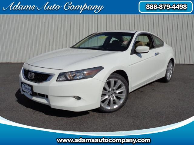 2008 Honda Accord This vehicle is another example of the Adams Auto Company commitment to stock vehi
