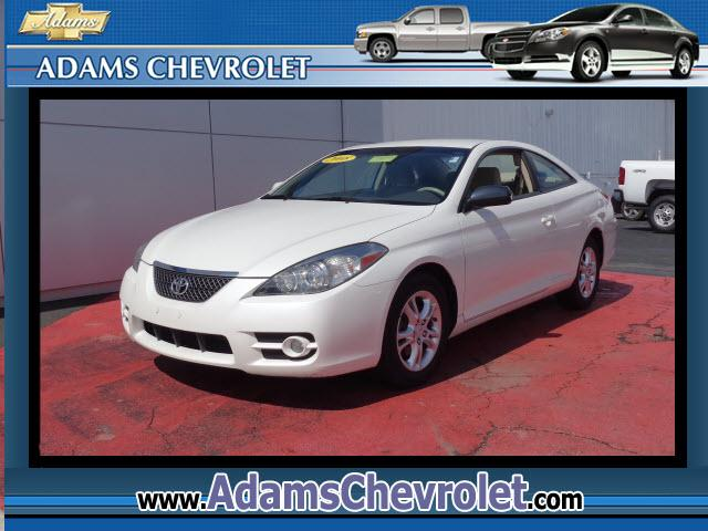 2008 Toyota Camry Solara Adams Chevrolet where customer satisfaction is our number 1 priority is pro