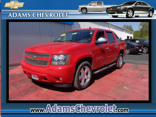 2010 Chevrolet Avalanche Adams Chevrolet where customer satisfaction is our number 1 priority is pro