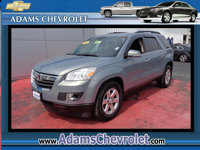 2008 Saturn Outlook Adams Chevrolet where customer satisfaction is our number 1 priority is proud to