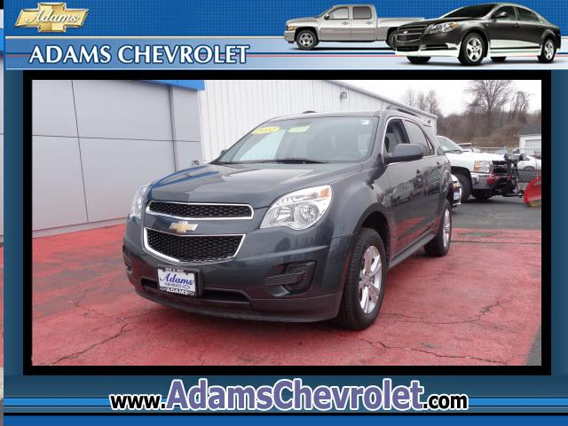 2011 Chevrolet Equinox Adams Chevrolet where customer satisfaction is our number 1 priority is proud
