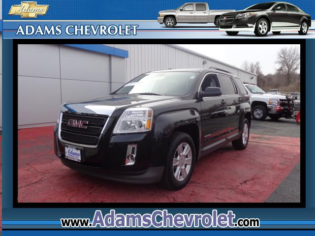 2011 GMC Terrain Adams Chevrolet where customer satisfaction is our number 1 priority is proud to of