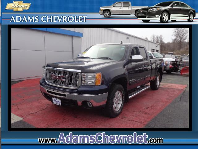 2011 GMC Sierra 1500 Adams Chevrolet where customer satisfaction is our number 1 priority is proud t