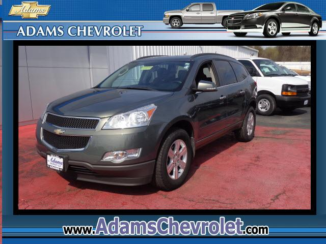 2011 Chevrolet Traverse Adams Chevrolet where customer satisfaction is our number 1 priority is prou