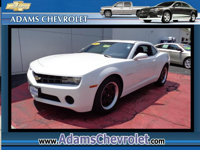 2012 Chevrolet Camaro  GM CERTIFIED 2 YEARS OF MAINTENANCE EXTENDED WARRANTY INCLUDED MUCH MORE