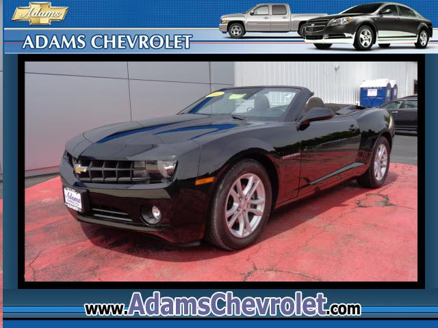 2013 Chevrolet Camaro  GM CERTIFIED 2 YEARS OF MAINTENANCE EXTENDED WARRANTY INCLUDED MUCH MORE