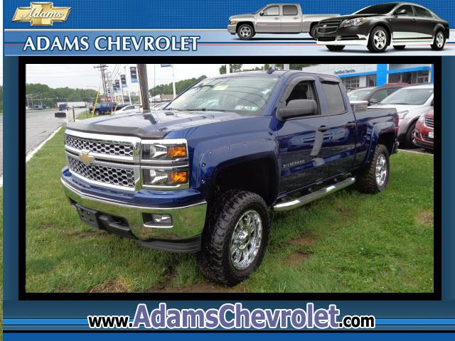 2014 Chevrolet Silverado 1500 AS NEW AS THEY GET LIFT JIT UPGRADED WHEELS AND