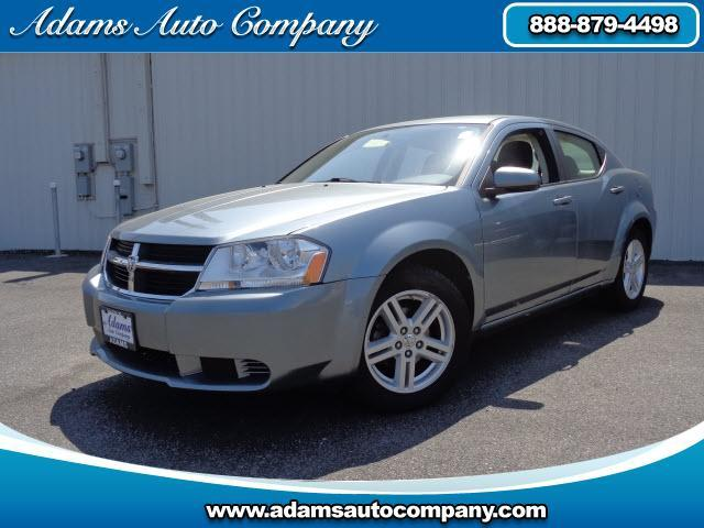 2010 Dodge Avenger LOCAL TRADE WELL MAINTAINED GREAT CONDITION 8 INCH TOUCH S