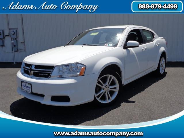 2012 Dodge Avenger This vehicle is another example of the Adams Auto Company commitment to stock veh