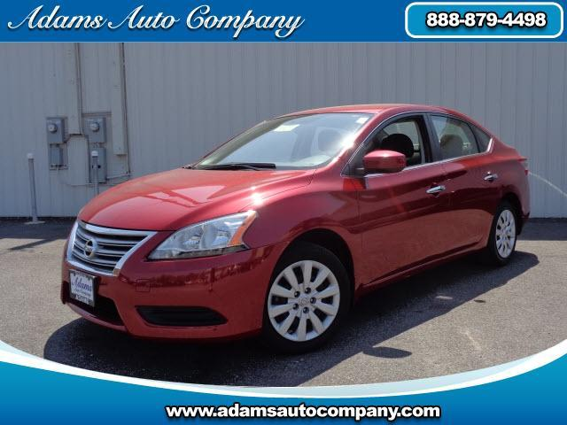 2013 Nissan Sentra  LOW PAYMENTS CALL TODAY AND DRIVE HOME TONIGHT IN A 2013 NISSAN WITH POWER E