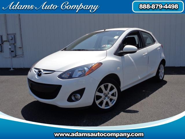 2013 Mazda MAZDA2 13883 IS THE PRICE YOU SEE ITS THE PRICE YOU PAY ALL OUR PRICES INCLUDE MD STAT