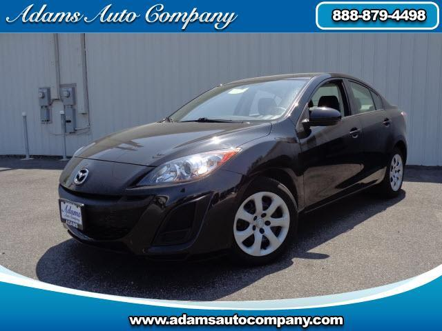 2011 Mazda MAZDA3I This vehicle is another example of the Adams Auto Company commitment to stock veh