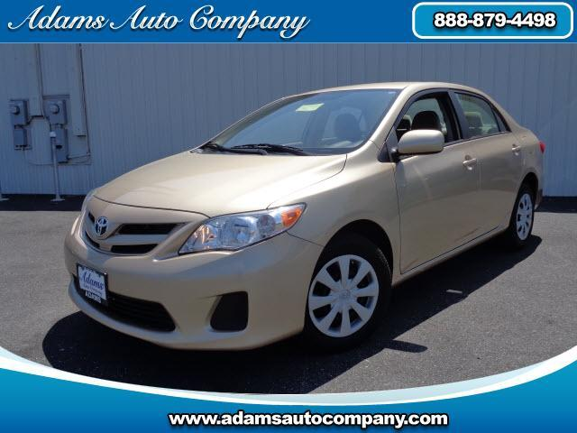 2011 Toyota Corolla  WOW  POWER WINDOWS POWER LOCKS CRUISE CONTROL AUTO TRANSMISSION AND PRICED