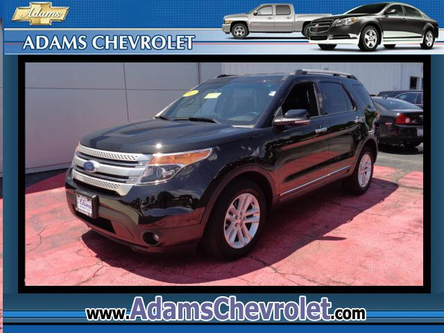 2011 Ford Explorer Adams Chevrolet where customer satisfaction is our number 1 priority is proud to