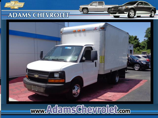 2009 Chevrolet Express This vehicle is another example of the Adams Auto Company commitment to stock