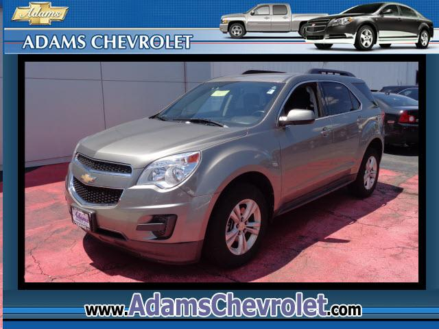 2012 Chevrolet Equinox Adams Chevrolet where customer satisfaction is our number 1 priority is proud