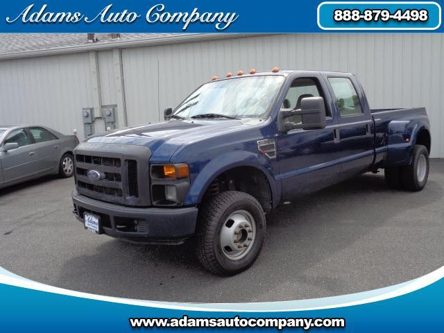 2008 Ford F-350 This vehicle is another example of the Adams Auto Company commitment to stock vehicl