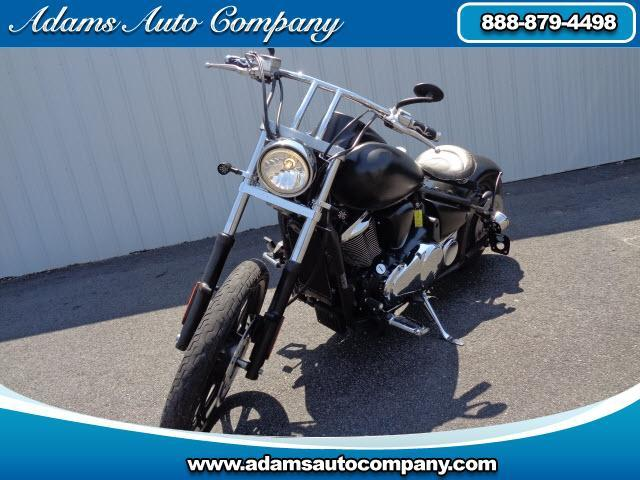 2009 Kawasaki VN900-C This vehicle is another example of the Adams Auto Company commitment to stock