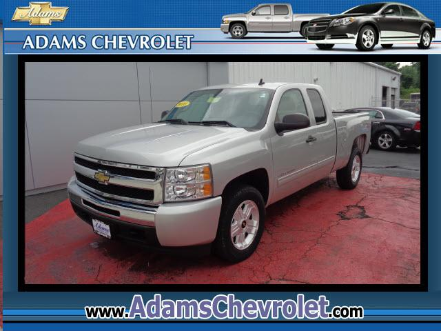 2010 Chevrolet Silverado 1500 Adams Chevrolet where customer satisfaction is our number 1 priority i