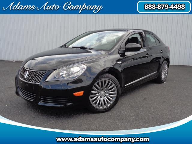 2011 Suzuki Kizashi LOW LOW MILES HERE WITH 100K MILE WARRANTY ALL WHEEL DRIVE CAR POWER SEAT ME