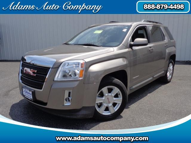 2012 GMC Terrain This vehicle is another example of the Adams Auto Company commitment to stock vehic