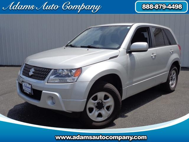 2012 Suzuki Grand Vitara This vehicle is another example of the Adams Auto Company commitment to sto