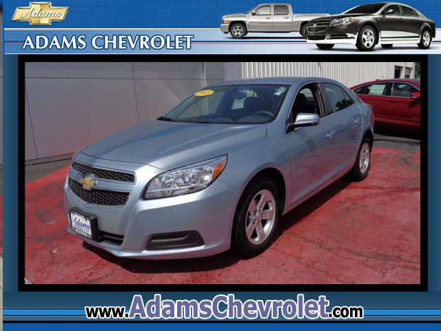 2013 Chevrolet Malibu Adams Chevrolet where customer catisfaction is our number 1 priority is proud