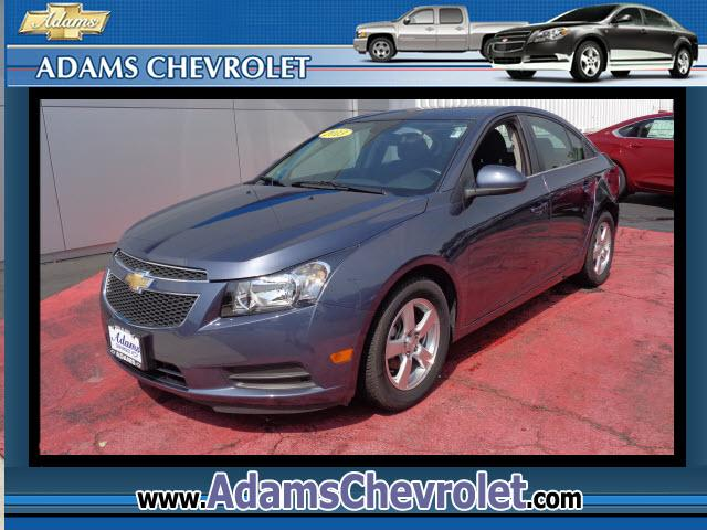 2013 Chevrolet Cruze Adams Chevrolet where customer satisfaction is our number 1 priority is proud t