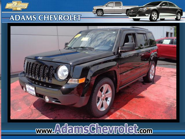 2012 Jeep Patriot Clean Auto Check Patriot Sport 4WD Black Clearcoat and Cloth So clean you cant